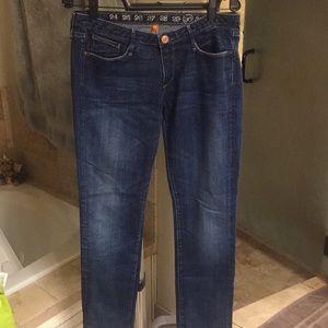 Earnest Sewn boyfriend jeans